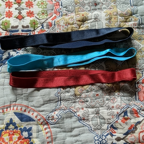 American Apparel Accessories - 3 American Apparel Headbands
